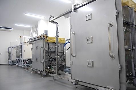 乾燥試験室